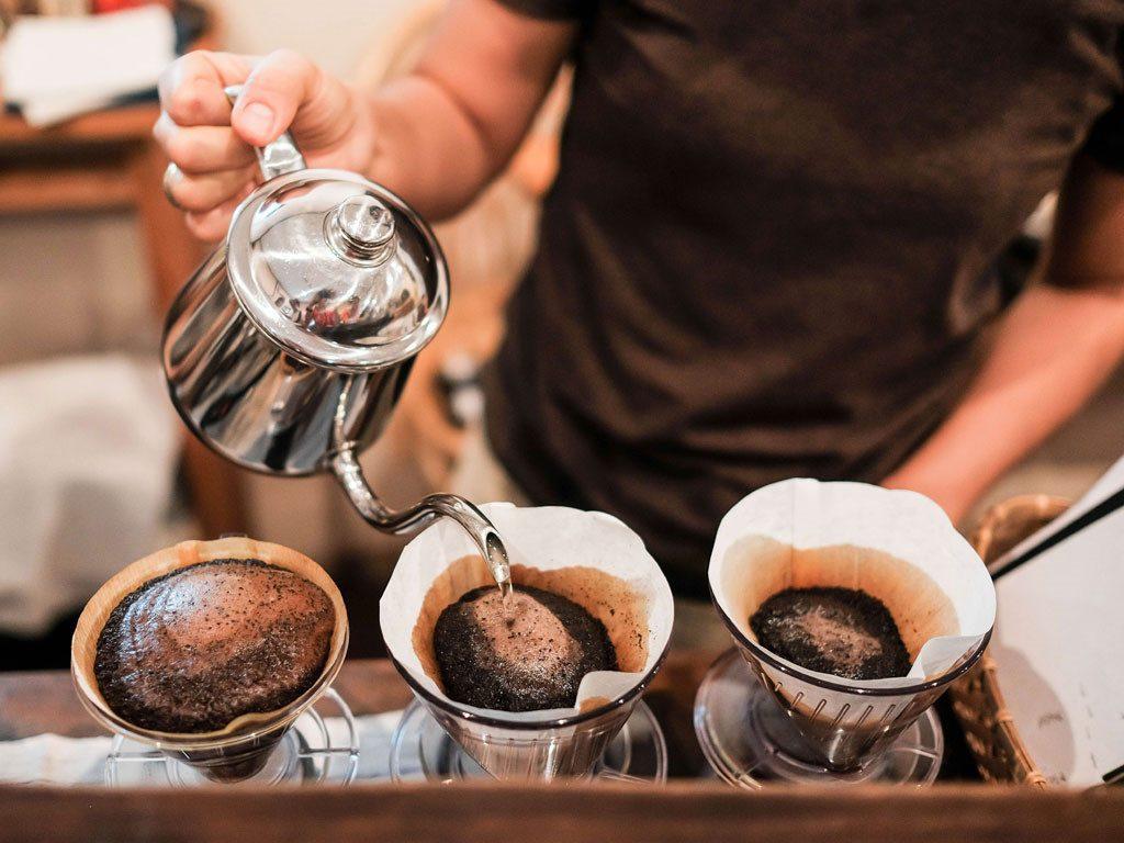 Cà phê sạch thơm ngon nguyên chất tốt cho sức khỏe.